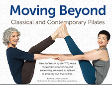 Moving Beyond Classical and Contemporary Pilates