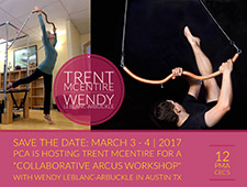Collaborative ARCUS Workshop With Trent McEntire And Wendy LeBlanc-Arbuckle