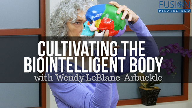 Cultivating the Biointelligent Body workshop with Wendy
