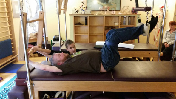 Muscular Dystrophy Meets Pilates Partnership 2